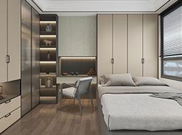 诗音格系列卧室衣柜