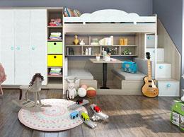 儿童房西西里简约设计风格