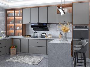 方寸之间尽显韵味 沁香园中式风格厨房设计