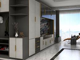 意式奢豪帝幔尼系列客厅设计