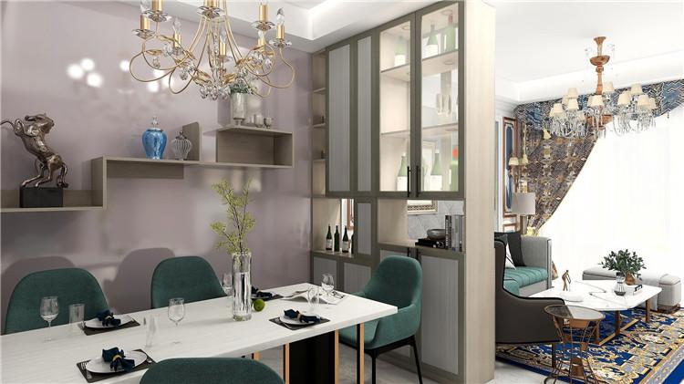 夏莫尼系列欧式风格家具设计定制效果图
